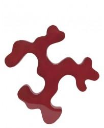 Brain - Coral (En pie, Rojo)